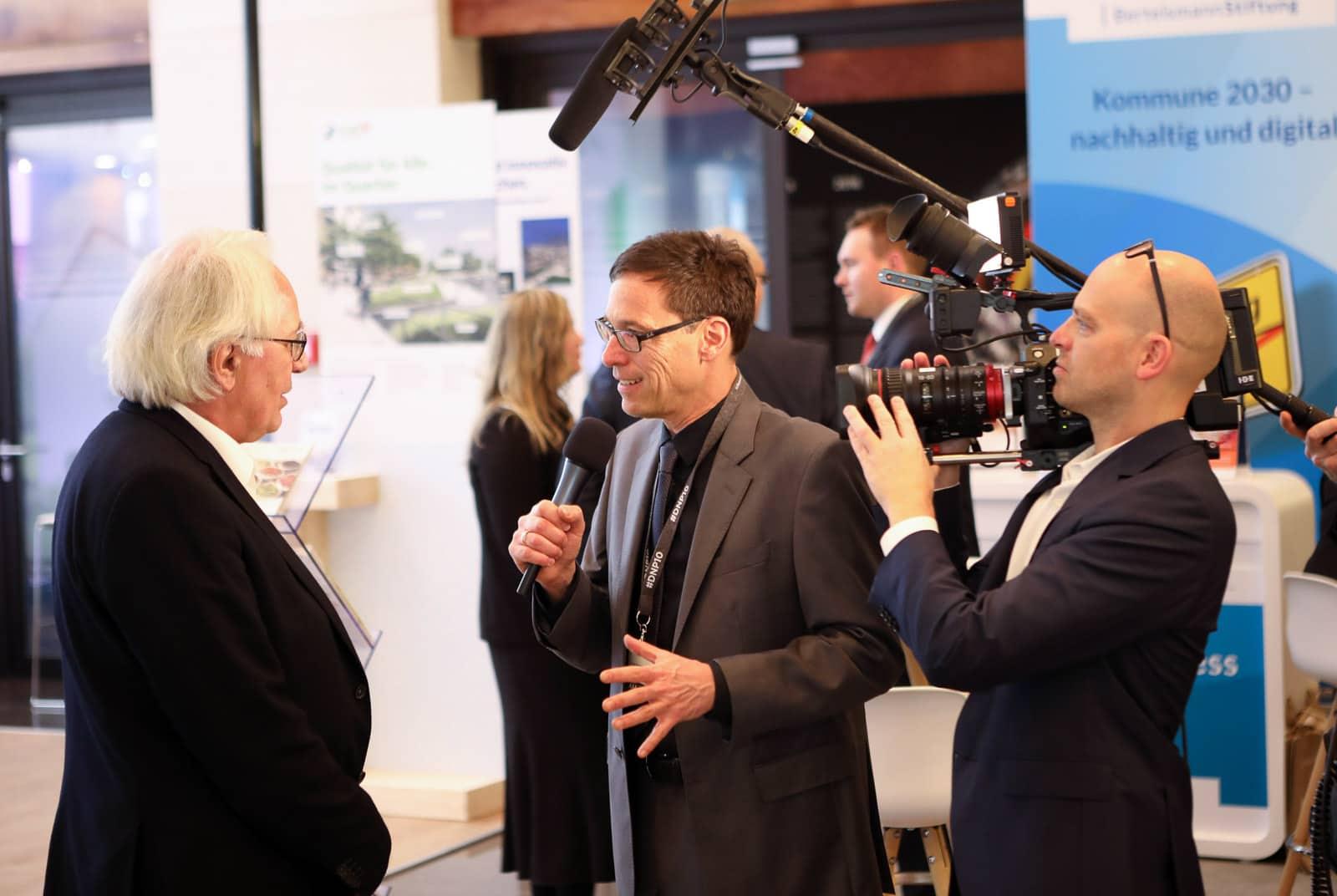 Veranstaltungsfotograf Berlin Messe Event Deutscher Nachhaltigkeitspreis Düsseldorf 2017 DGNB Interview Alexander Rudolphi