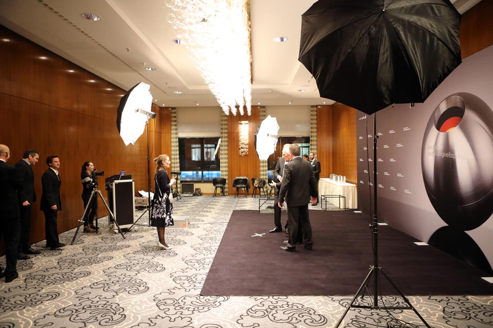 Veranstaltungsfotograf Berlin Messe Event Deutscher Nachhaltigkeitspreis Düsseldorf 2017 DGNB Shooting