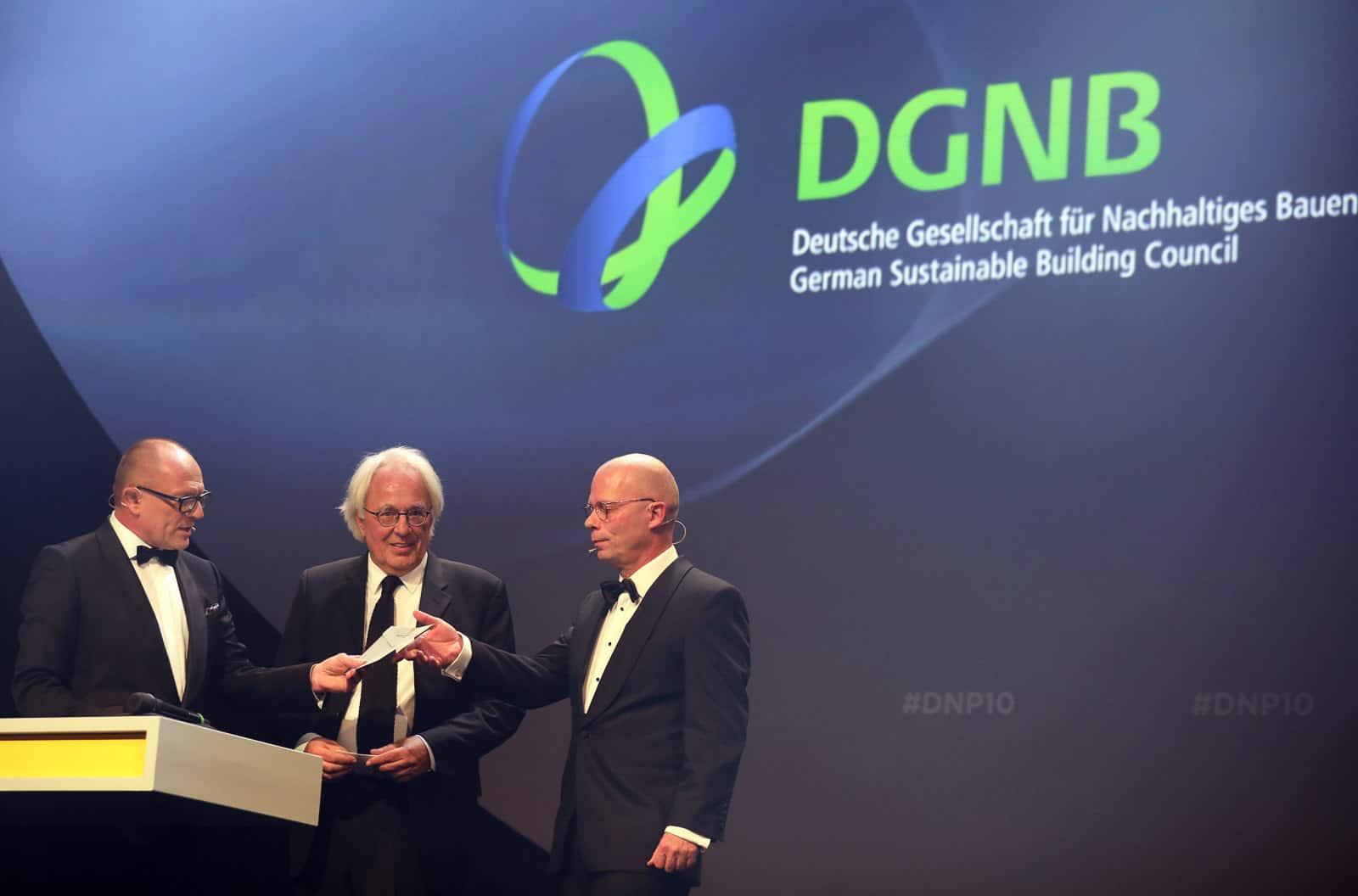 Veranstaltungsfotograf Berlin Messe Event Deutscher Nachhaltigkeitspreis Düsseldorf 2017 DNP DGNB Preisverleihung
